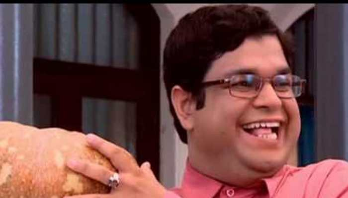 Sumit Arora excited for 'Jijaji Chhat Per Hain'