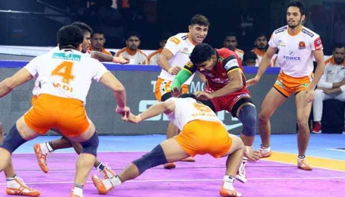 PKL 7: Puneri Paltan pulls off an impressive win over Bengaluru Bulls
