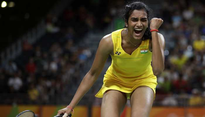 PV Sindhu moves into the third round of BWF World Championships