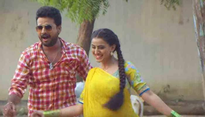 Ritesh Pandey, Akshara Singh's 'Raja Rajkumar' trailer out — Watch