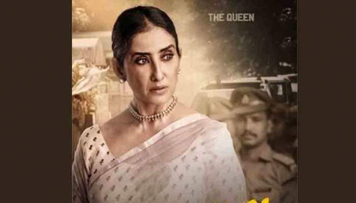 Prassthanam: Meet courageous queen Manisha Koirala in new character poster