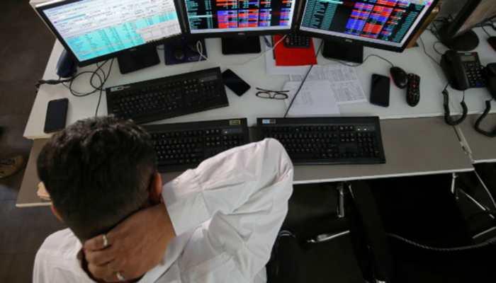 Sensex falls 314 points, Nifty slips below 10,700