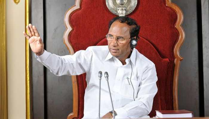 Yes, I have brought office furniture home: Ex-Andhra Pradesh Assembly Speaker Kodela Siva Prasad Rao