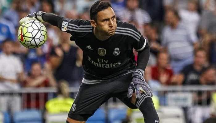 Zinedine Zidane cannot contemplate goalkeeper Keylor Navas leaving Real Madrid