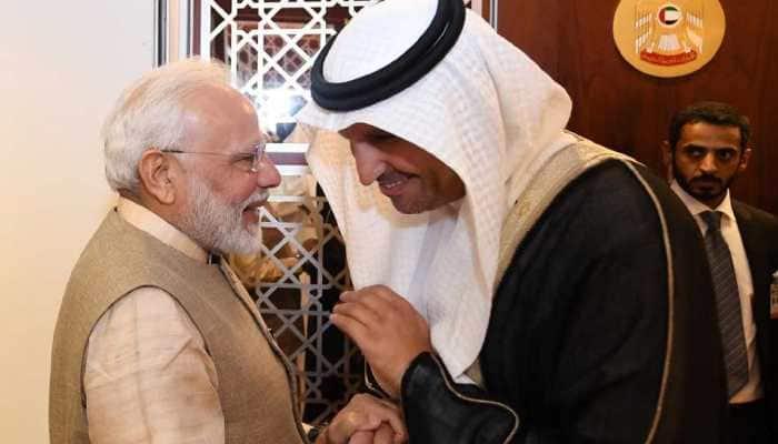 PM Narendra Modi to receive UAE's highest civilian award 'Order of Zayed' today