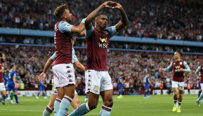 EPL: Aston Villa get first points with 2-0 victory over Everton