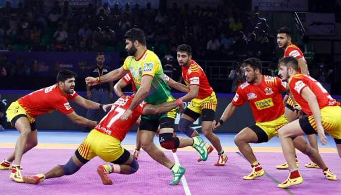 PKL 7: Gujarat Fortunegiants snap six-match losing streak