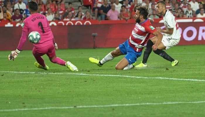 La Liga: Sevilla win 1-0 away to Granada