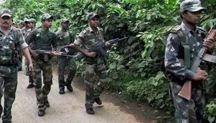 Five Maoists killed, two jawans injured in encounter in Chhattisgarh's Narayanpur