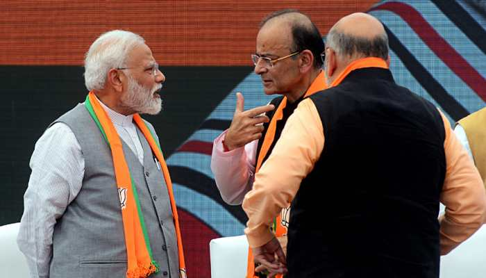 The political journey of BJP's key troubleshooter, strategist Arun Jaitley