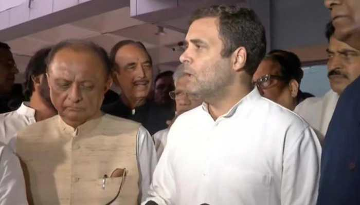 Situation in Kashmir not normal, says Rahul Gandhi after being sent back from Srinagar airport