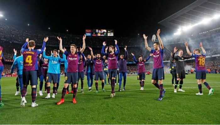 La Liga: Barcelona seek redemption against Real Betis