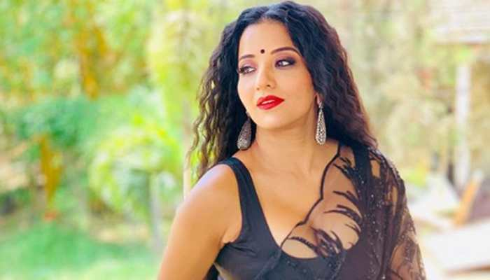 Monalisa's latest picture in saree is all things beautiful - See pic