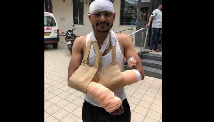 Govinda fractures both hands during Dahi Handi festivities in Gujarat