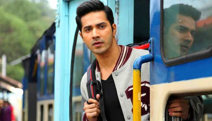 Varun Dhawan accuses Sara of copying the colour of his clothes