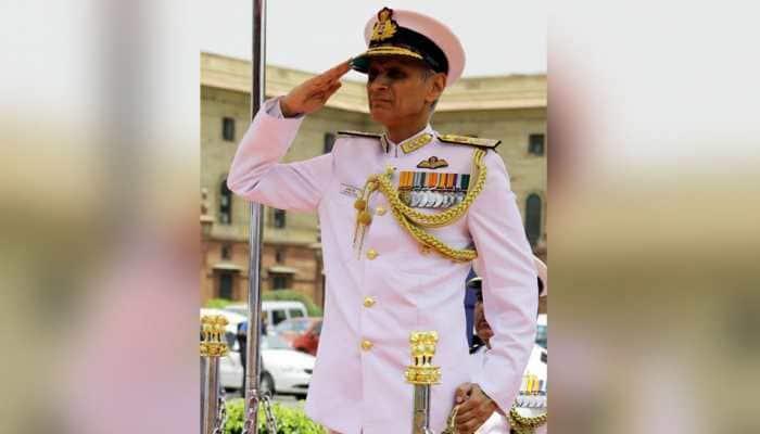 Indian Navy Chief Admiral Karambir Singh says prepared to thwart Pakistani terror group JeM's 'underwater' attack