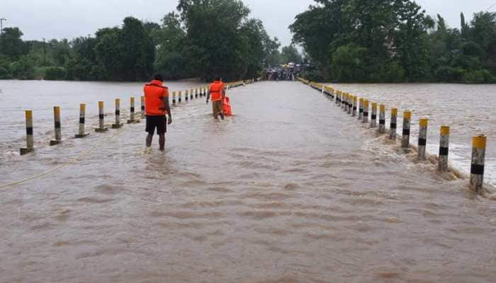 Gujarat, Odisha brace for heavy rains; red and orange alert issued by IMD