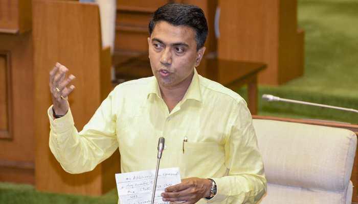 Goa CM Pramod Sawant to talk to Maharashtra counterpart Devendra Fadnavis over Tillari dam water release
