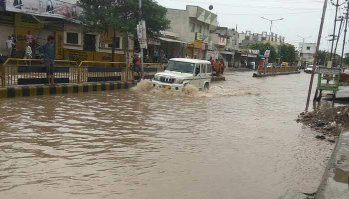 Gujarat rains: High alert issued after Narmada River swells due to incessant rains