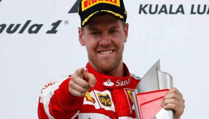 Sebastian Vettel seeking Belgian break at happy hunting ground