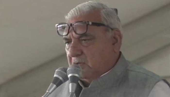 Former Haryana CM Bhupinder Singh Hooda meets Congress president Sonia Gandhi amid speculations about forming new party