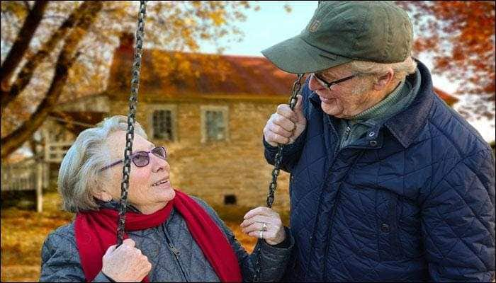Married people less likely to experience dementia
