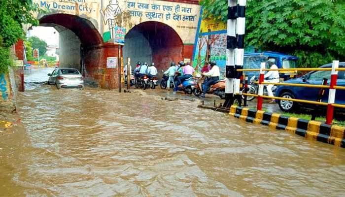 Heavy rains to lash Gujarat, Goa today; wet spell across India for next 3 days
