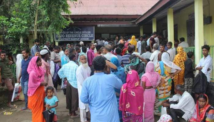 Assam NRC final list publication on August 31; security beefed up, CAPF deployed