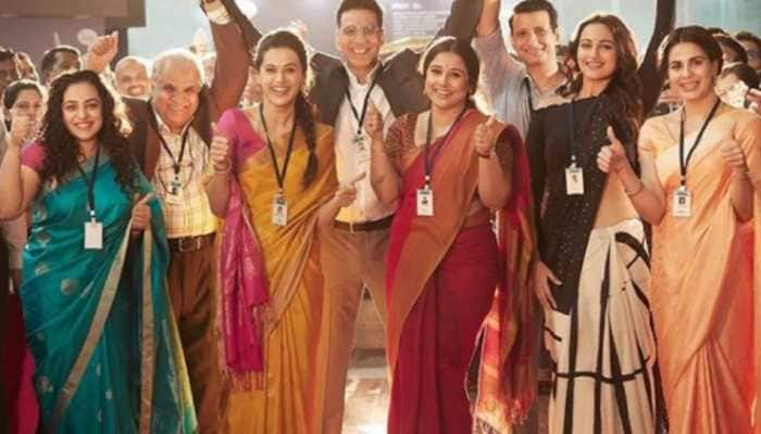 Akshay Kumar's 'Mission Mangal' inches closer to hit Rs 180 cr at Box Office