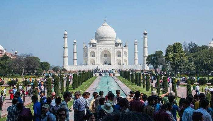 Taj Mahal gets babycare and feeding room for convenience of female tourists