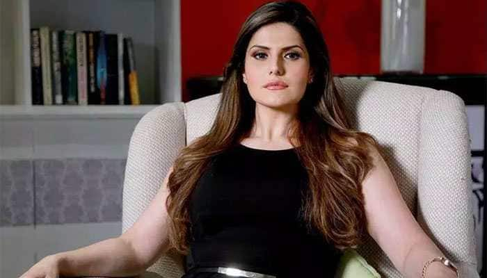 Zareen Khan believes in embracing imperfections