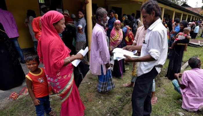 NRC: No Aadhaar for those who can't prove Indian citizenship