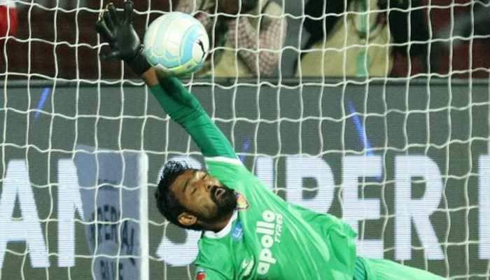 Karanjit Singh to double up as goalkeeping coach at Chennaiyin FC