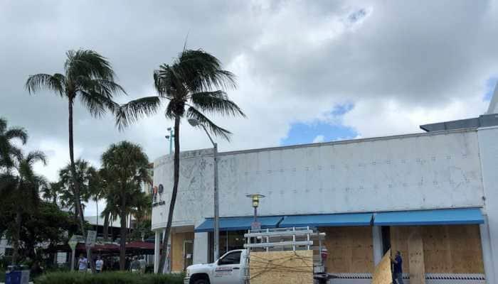 Dorian strengthens to powerful category 5 hurricane as it nears Bahamas