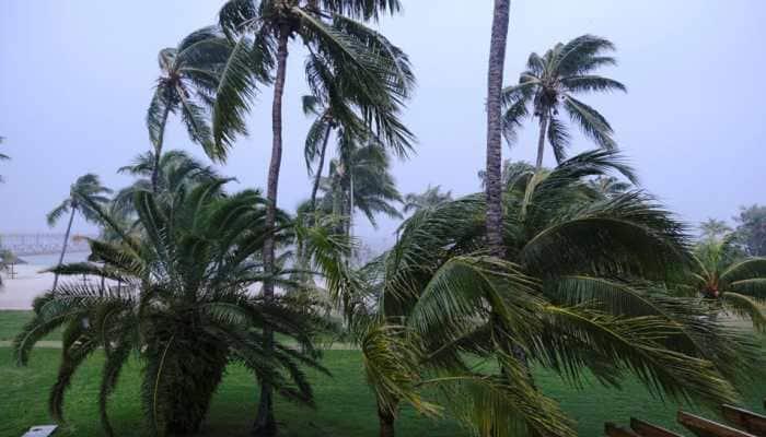 Dorian makes landfall in Bahamas as catastrophic hurricane, parts of Florida evacuate