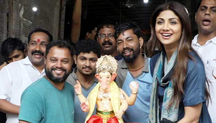 Ganesh Chaturthi 2019: B-Town celebs bring 'Bappa' home