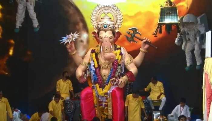 Ganesh Chaturthi: Lalbaugcha Raja 2019 darshan live streaming—Watch