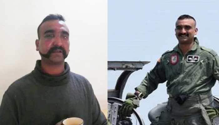 Wing Commander Abhinandan Varthaman gets rid of his iconic handlebar moustache, flaunts new look