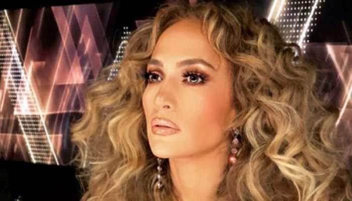 Jennifer Lopez gives a sneak peek of pole dance in new film