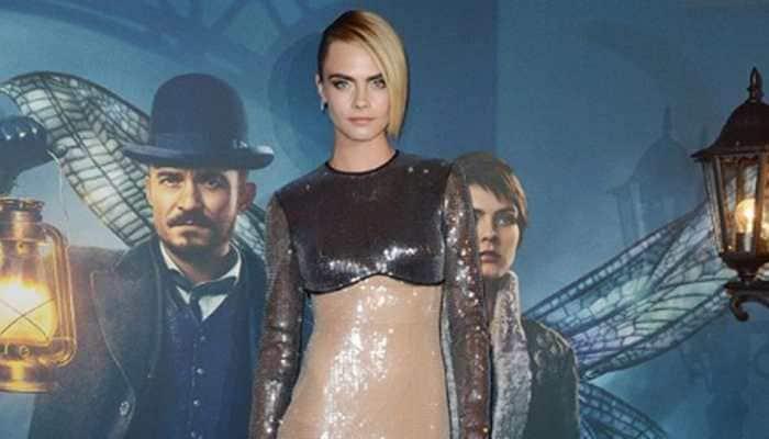 Cara Delevingne says modelling destroyed her movie career