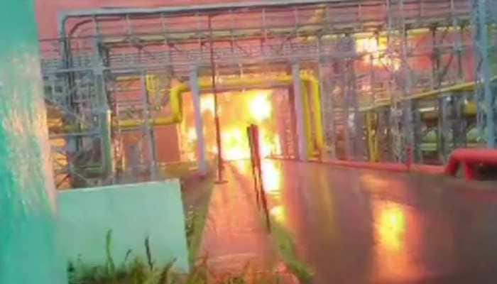Fire at ONGC plant near Mumbai doused; at least 4 killed, 8 injured