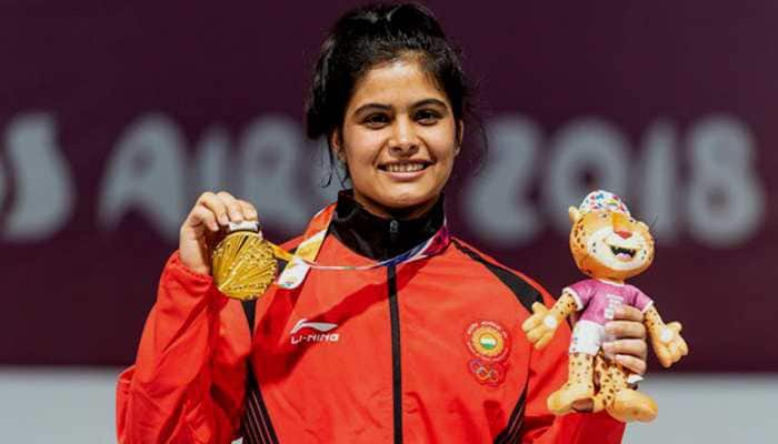 India finish with 5 gold medals at ISSF World Cup