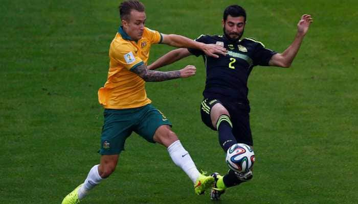 Adam Taggart next in a long line of Australia striker auditions