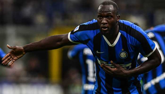 Romelu Lukaku monkey chants form of respect: Inter Milan fans