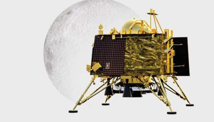 Check the time of Chandrayaan-2 Vikram rover's landing on moon