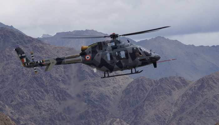 Light Utility Helicopter, developed by HAL, clears high altitude tests