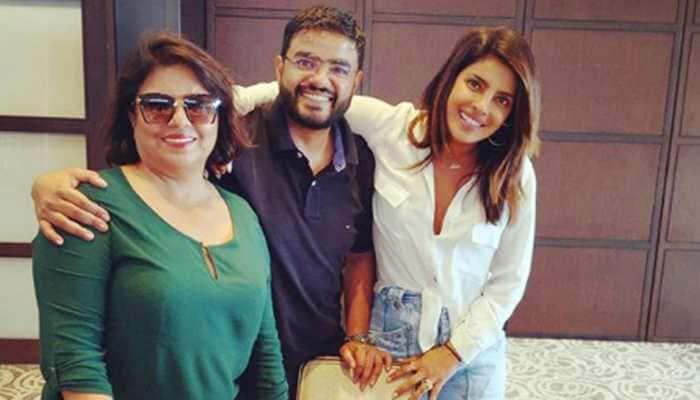 Is Priyanka Chopra's brother dating South actress Neelam Upadhyaya?