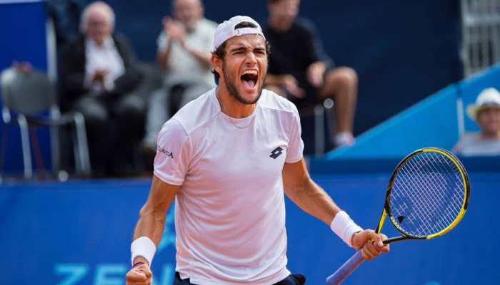 Pasta-loving Matteo Berrettini hungry for US Open success