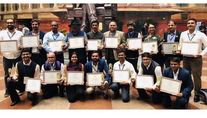 53 trainers receive Kaushalacharya Awards from Ministry of Skill Development and Entrepreneurship