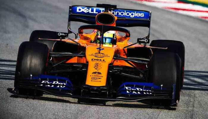 F1 driver Lando Norris tells parents not to worry after fatal crash